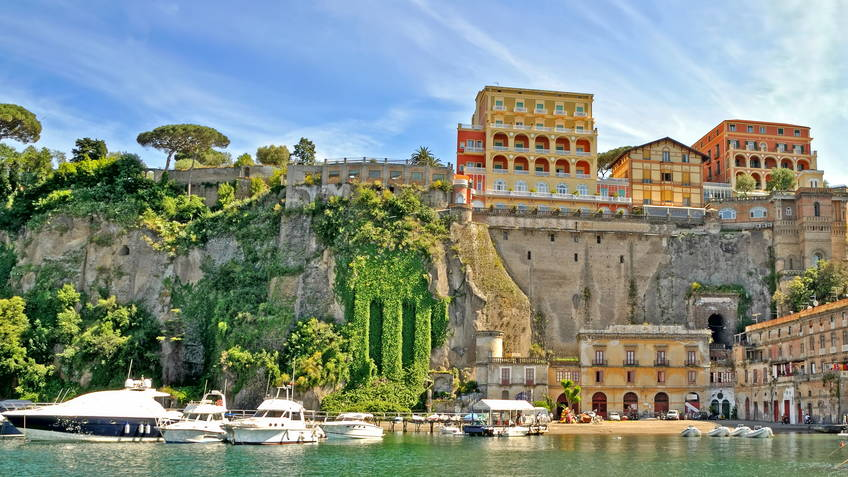 Goldentours Guided tours Sorrento