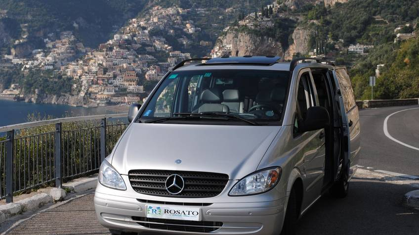 Rosato Private Tour Transport and Rental Piano di Sorrento