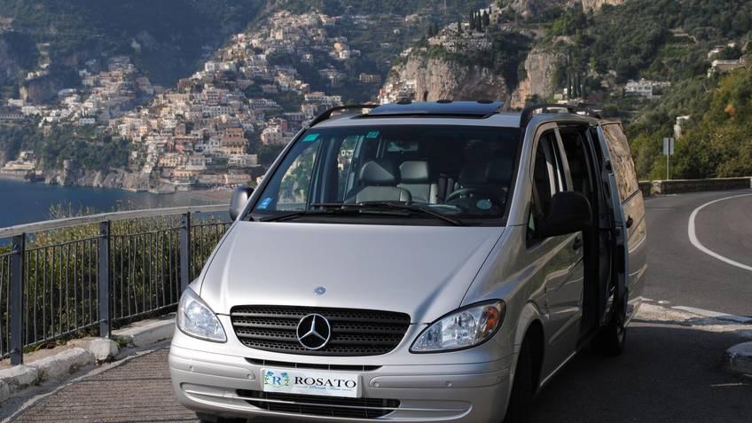 Rosato Private Tour  Trasporti e noleggio Piano di Sorrento