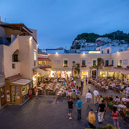 Gran Caffè Capri  Capri