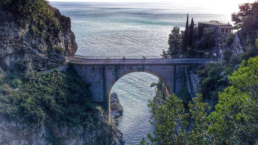 Enjoy Bike Sorrento Guided tours Sorrento