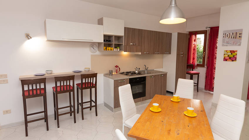 Albireo Suites House rental Sorrento