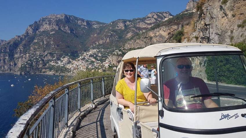 CF Rent Transport and Rental Ravello