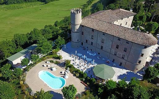 Castello di Baccaresca  Historical Residences Gubbio