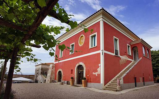 Tenuta Duca Marigliano Boutique Hotel Hotel 4 Stelle Paestum