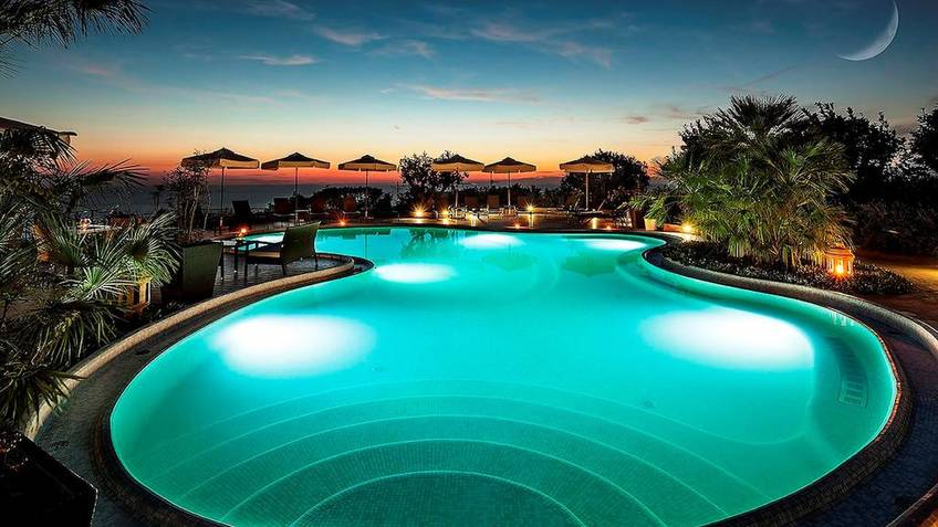 Tenuta del Poggio Antico 4 Star Hotels Forio d'Ischia