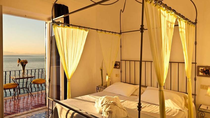 Miramare Sea Resort & Spa Hotel 4 Stelle Serrara Fontana