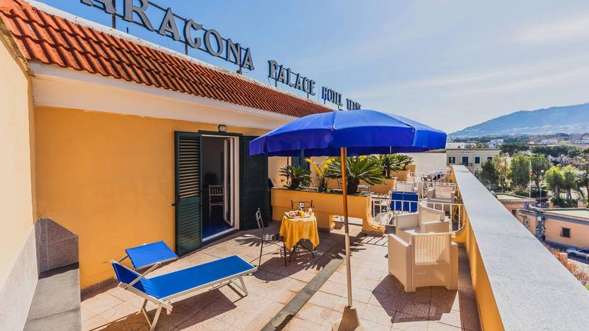 Aragona Palace Hotel & Spa 4 Star Hotels Ischia
