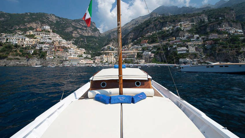 Magia Boats Escursioni in mare Positano
