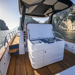 Misal Sorrento Boat Charter Vico Equense