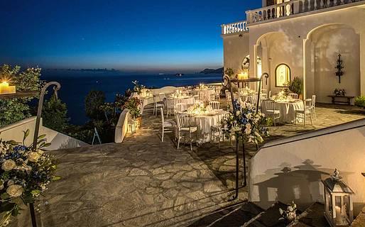 Villa Bideri Praiano Hotel