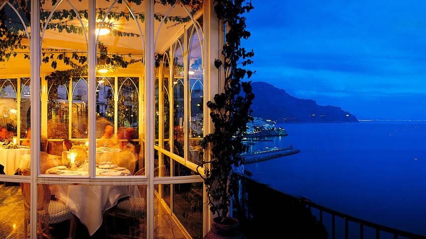 Ristorante Glicine Ristoranti Amalfi