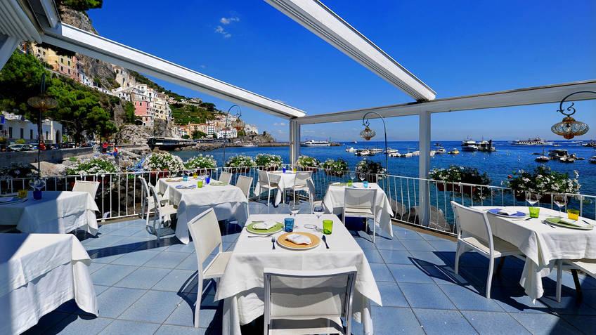 Lido Azzurro Restaurants Amalfi