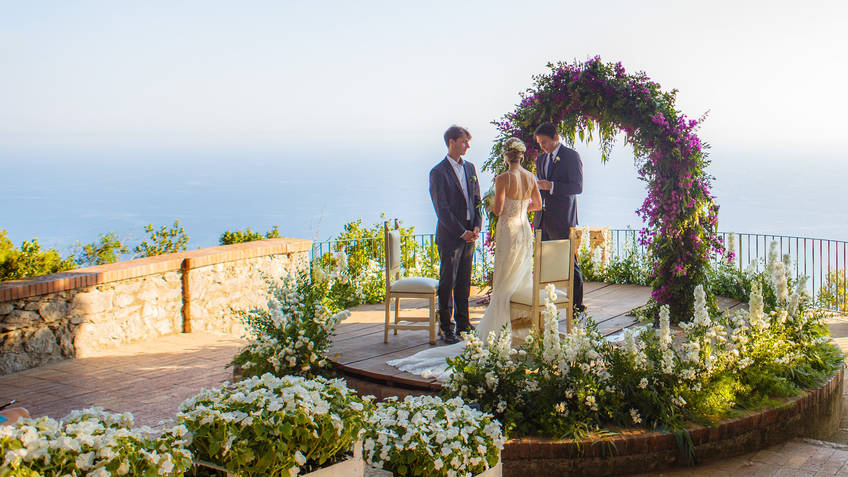 Capri Blossom Weddings and Events Anacapri