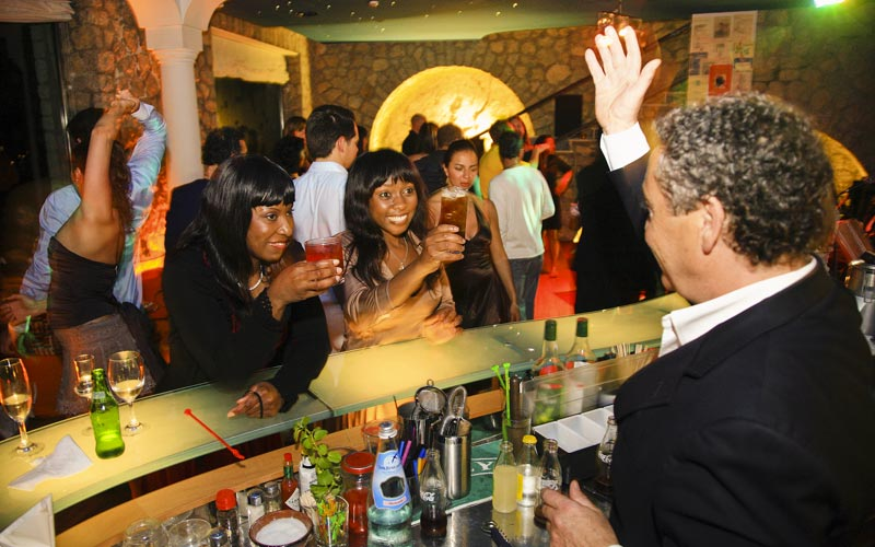 Lanterna Verde - piano bar Nightlife Anacapri