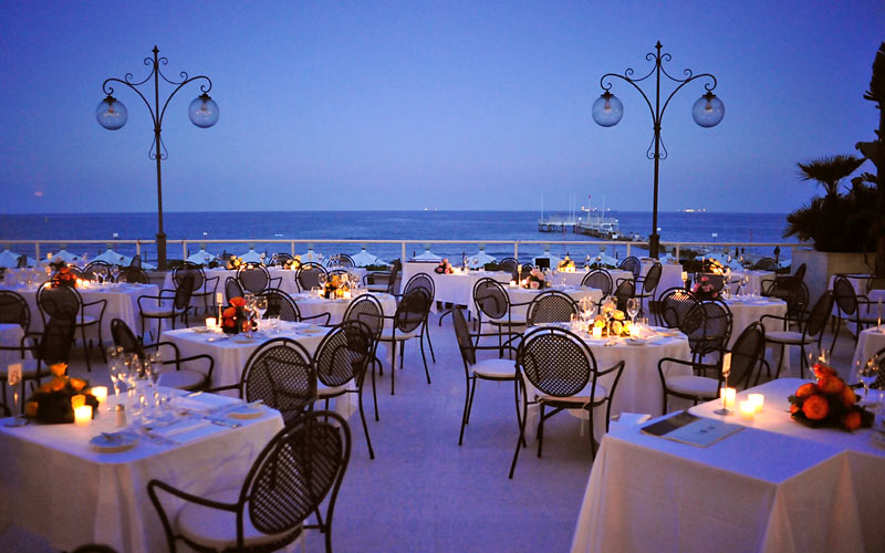Best Terrace Restaurants In Venice