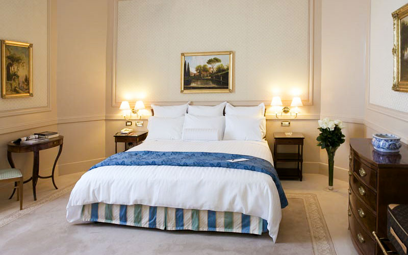 Marriott Grand Hotel Flora Roma And 35 Handpicked Hotels