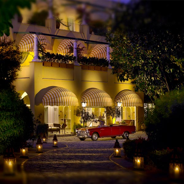 Villa San Michele And Monte Solaro Hotels Images Italy