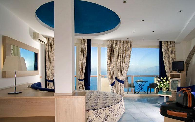 San Michele Hotel 4 estrelas Anacapri