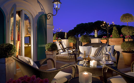 Hotel Splendide Royal 5 Star Luxury Hotels Roma