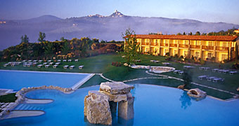 Adler Thermae San Quirico d'Orcia Montalcino hotels