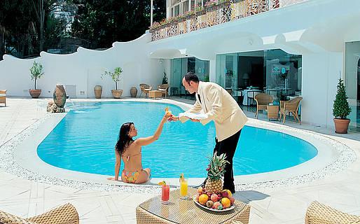 Capribooking Hotel La Residenza 4 Star Hotels Capri