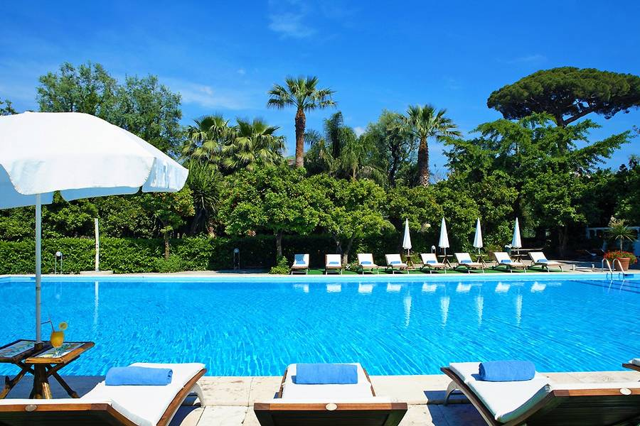 Grand Hotel Cocumella - Sorrento and 53 handpicked hotels in