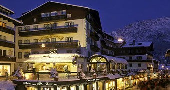 Hotel Ancora Cortina d'Ampezzo Belluno hotels