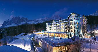 Cristallo Hotel & Spa Cortina d'Ampezzo Belluno hotels