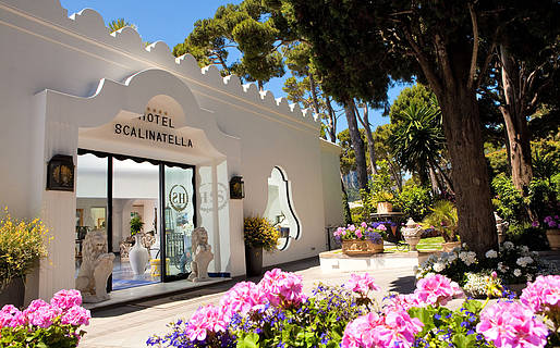 La Scalinatella Hotel 5 stelle Capri