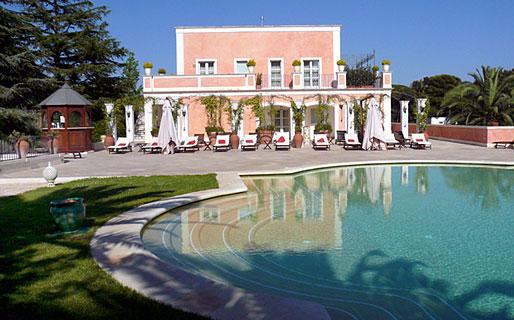 Villa San Martino Martina Franca Hotel