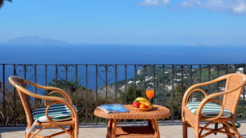 Alle Ginestre B&B and Homes Anacapri