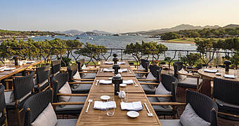 Hotel Cala di Volpe Porto Cervo Baja Sardinia hotels