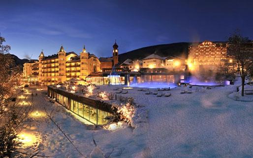 Hotel Adler Dolomiti Spa & Sport Resort Hotel 5 stelle Ortisei