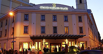 Grand Visconti Palace Milano Milan hotels