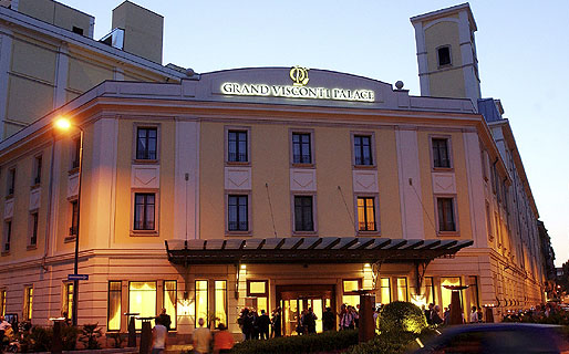 Grand Visconti Palace 4 Star Hotels Milano