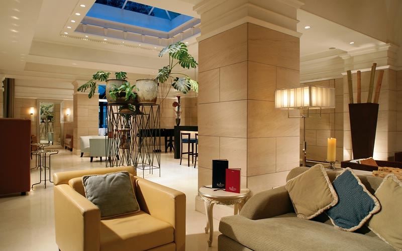 Attractive Rose Garden Palace. (4 Star Hotels) Roma Pictures Gallery