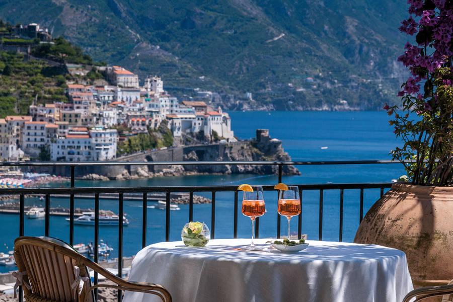 Image result for Hotel Santa Caterina, Amalfi