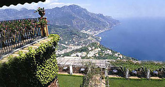 Hotel Palumbo Ravello Amalfi hotels