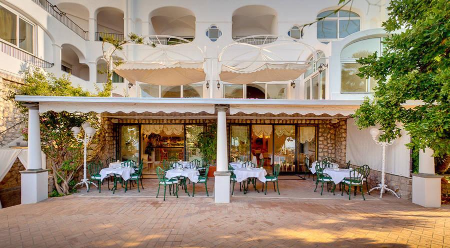 Hotel Tre Stelle Capri