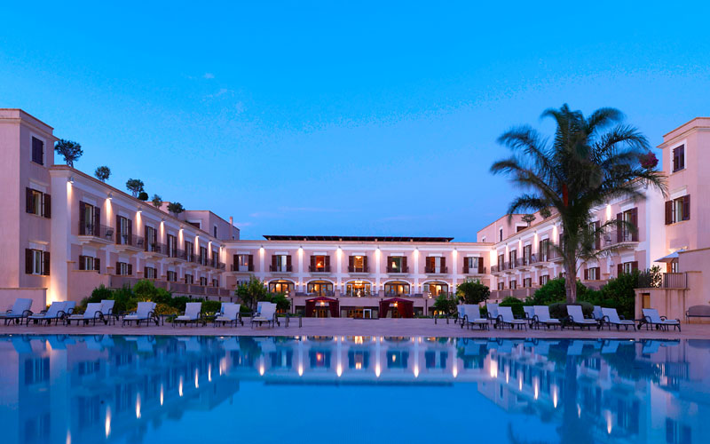 Five Star Hotels In Sicily