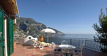 Villa Hibiscus Positano Hotel