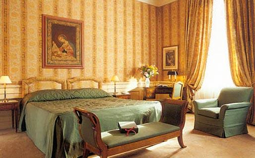 Helvetia & Bristol Hotel 5 stelle Firenze