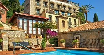 Hotel Villa Carlotta Taormina Messina hotels