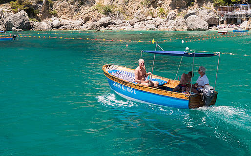 Guide to Renting a Boat on Capri and the Amalfi Coast