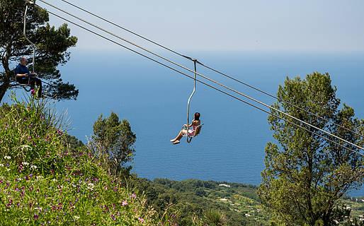 Getting around Capri