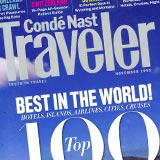 Condé Nast Traveler - Best in the world - Top 100