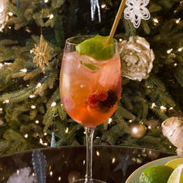 Corriere.it - I cocktail per Natale 2015