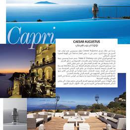 Cedar Wings magazine - Caesar Augustus