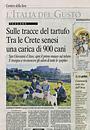 Corriere della Sera - Alberghi di charme